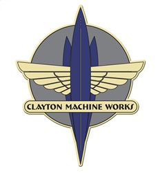 Clayton Machine Works Logo