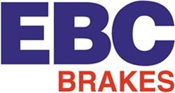 EBC Motorcycle Brakes Logo