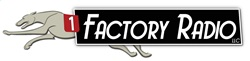 1 Factory Radio Logo