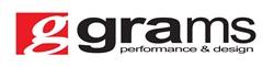 Grams Performance and Design Logo