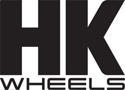 HK Wheels Logo