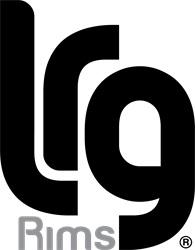 LRG Wheels Logo