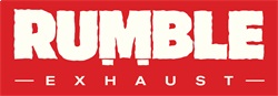 Rumble Exhaust Logo