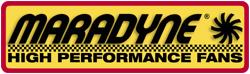 Maradyne High Performance Fans Logo