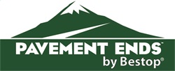 Pavement Ends Logo