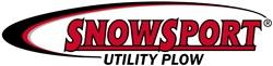SNOWSPORT Utility Plows Logo