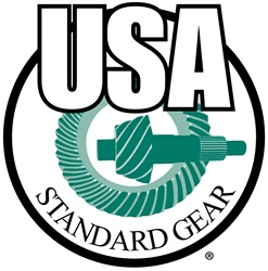 USA Standard Gear Logo